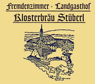 Logo Klosterbräu Stüberl